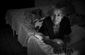 Emerita de Jesús Palma  from El Salvador is 79 years old.