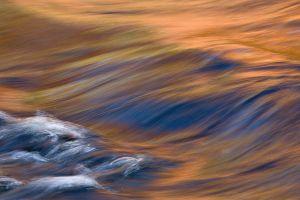 Flowing River, Autumn