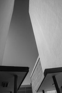 concretist cityscape #7