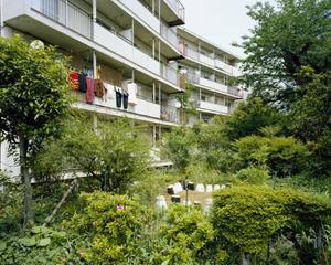 Aoyama Kitamachi Apaato Gardens #7