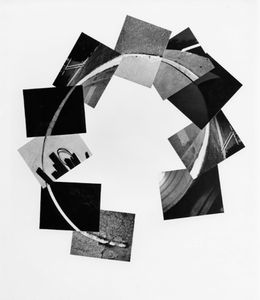 Broken Oval (for R.L.), 1989,
