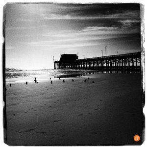 Newport Beach Pier I