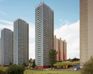 Red Road Flats 2010 © Richard Chivers