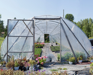 Garden Centre, Pefiller