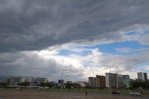 Skys of Brasilia.