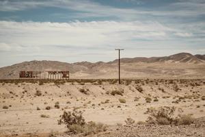 Desert billboard 1