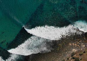 Angourie Point, NSW , Australia.