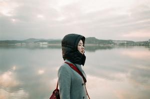 경포 호수
