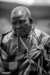 The Matriarch - The Great Rift Valley, Kenya