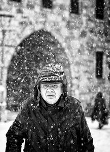 An old gentleman from Suleymaniye