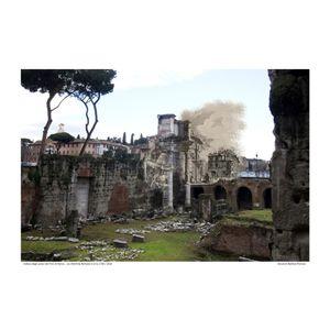 Foro di Nerva [Le Antichitá romane I] circa 1784 / 2016