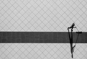 Elongated Shadow