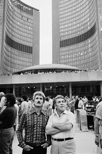 City Hall, Toronto, Canada, c.1980