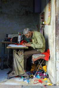 Tailor of Ahmadabad