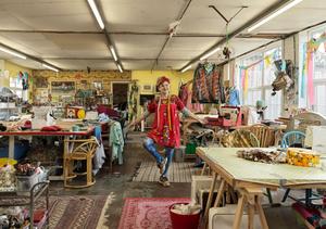 Abi: Stitch and Make studio
