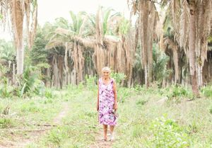 Babassu Woman, Maranhao State, Brazil