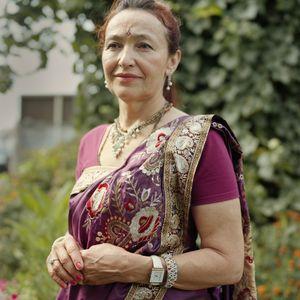 Liudmila, 58 years old. ISKCON membership - 10 years (Russia, Samara, 2015)