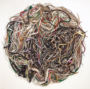 Shoelaces.