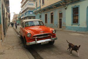 Cuba in technicolor