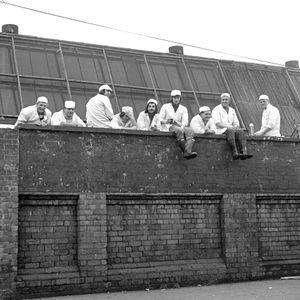 Smales' Fish Workers, Breaktime West Dock Street.