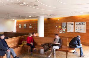 Waiting room. © Luigi Avantaggiato