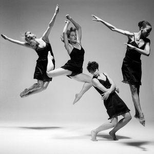 Jan Erkert & Dancers, 1990