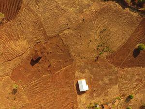 Dry season in Kasungu
