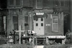 His Detroit Residence
