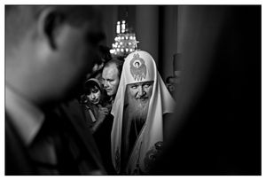 Cyprus 2012, The Patriarch of Russian Kirillos