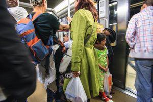 Le quotidien du métro