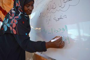 Literacy classes - Arabic