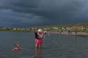 Tus lake. Khakassia. 2013