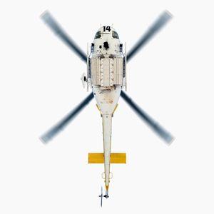 LA County Fire Dept. Bell 412EP