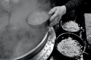kongnamul gugbab(Bean sprouts soup)4