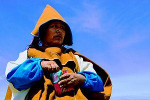 Mujer Chipaya