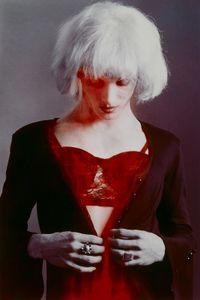 Susie 1995, mixed media, 40x50cm