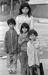 Roma Community, Hungary