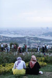 Bosphorus Overlook