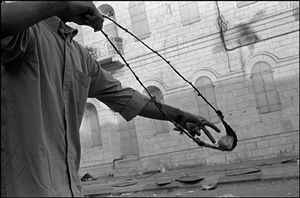 © Larry Towell, 2000, Stephen Bulger Gallery, Courtesy of Photo-London