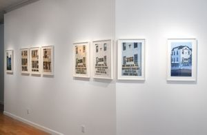 From Several Angles Over Several Days, Exhibition view, Baxter St. at Camera Club of New York, 2015