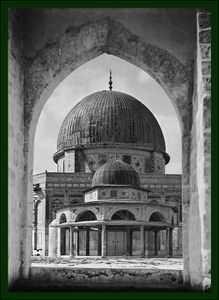 Mosque of Omar © Kelvin Bown, courtesy of the Image Festival Amman