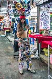 Guns N Roses super fan from Thailand