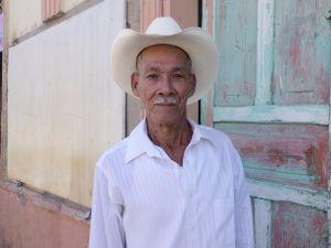 Man in  Guatemala