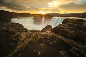 A Waterfall Curtain Call