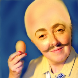 Vincent Price as Egghead