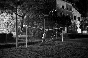 The folding, 2013 © Guillaume Martial