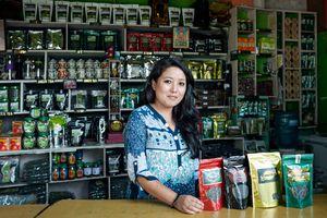 The Ilam Tea Shop.