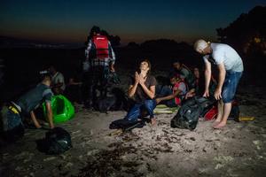 Greece migrant crisis / Kos #June 2015