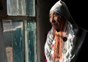 Khazak grandmother