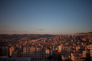 Nablus, West Bank.